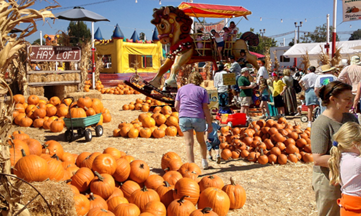 PUMPKIN PATCH ROCKER